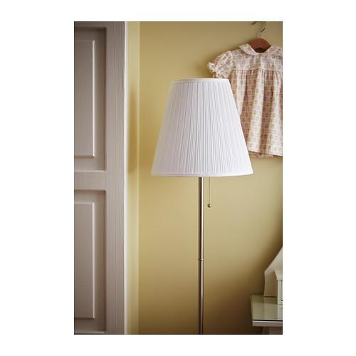 Ikea Lampa Podłogowa Arstid Stojąca BiaŁa Wys24h