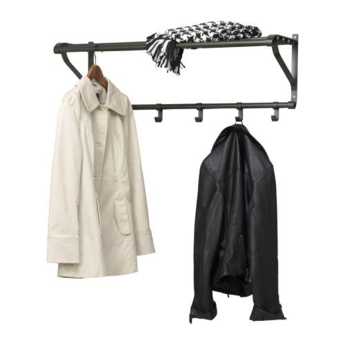 ikea portis p ka na kapelusze czarna haki sklep 5710932793 oficjalne archiwum allegro. Black Bedroom Furniture Sets. Home Design Ideas